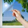 Film anti-chaleur pour simple vitrage - Bon compromis